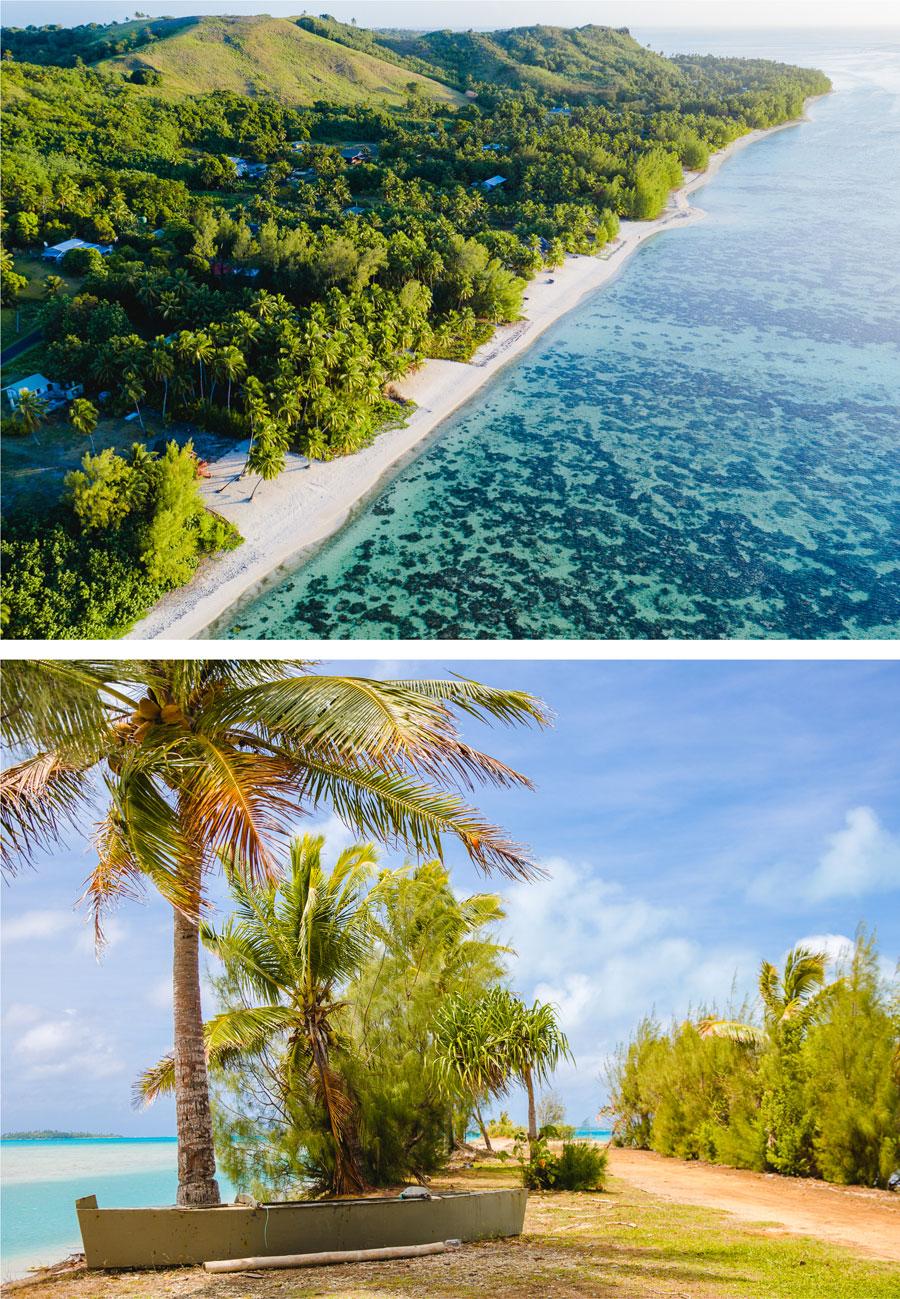 Aitutaki Cookinseln