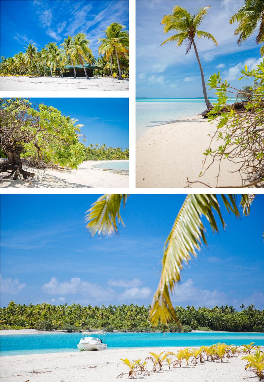 One Food Island Cookinseln Aitutaki