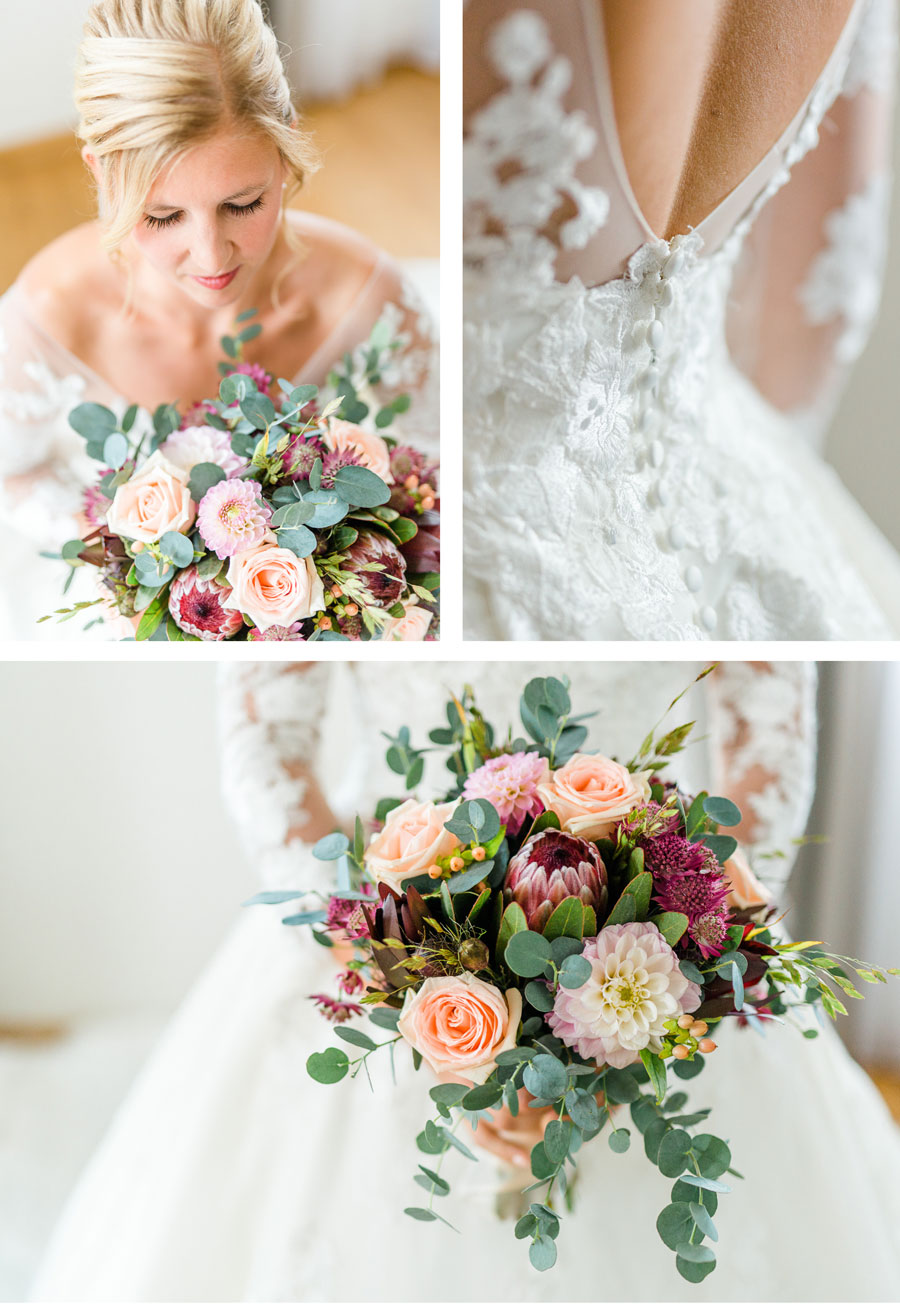 Hochzeit auf Burg Scharfenstein - Hochzeitsfotograf - Hochzeitsplaner Eichsfeld