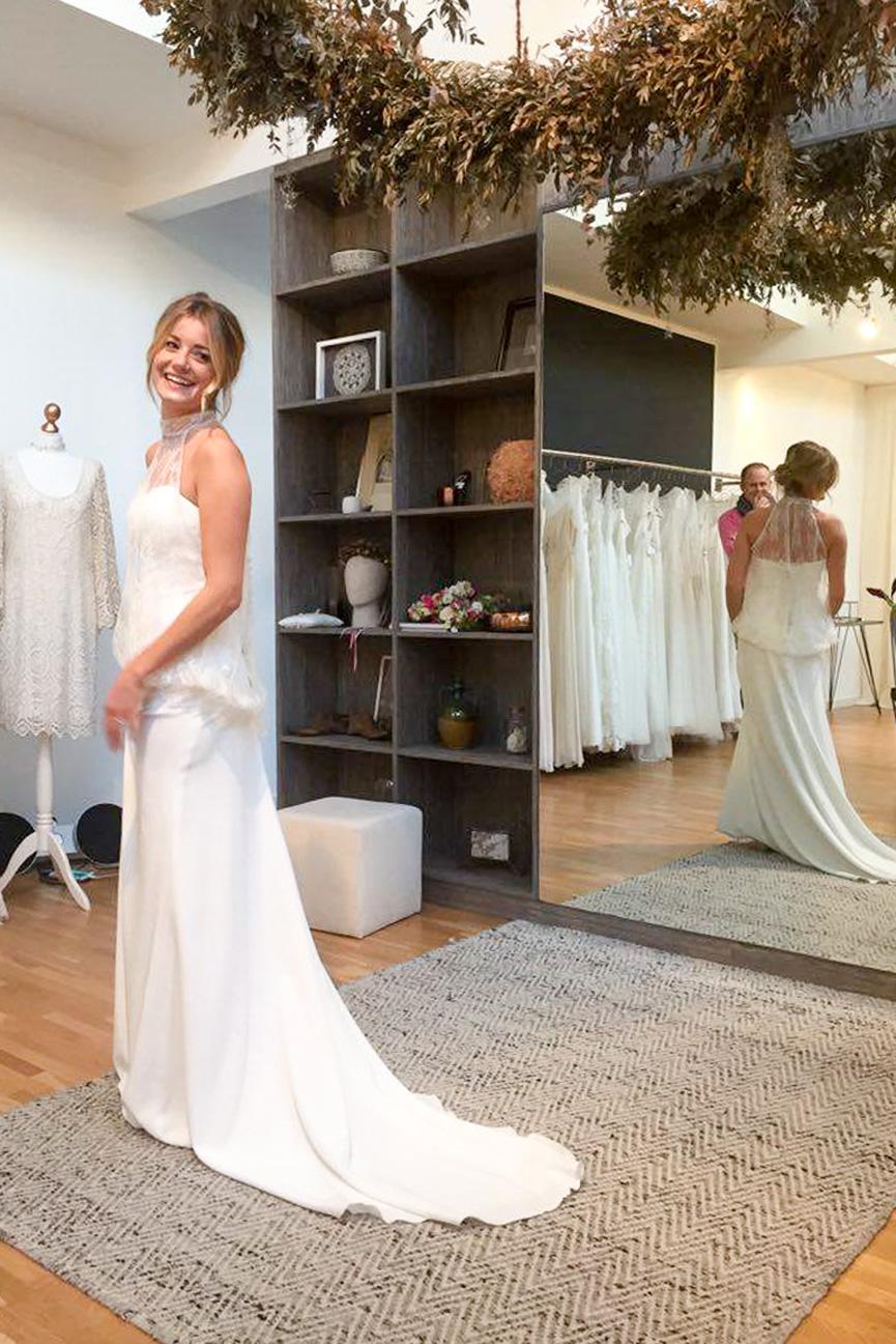 Vom Suchen und Finden dieses EINEN Kleides... Teil II | Pretty Weddings